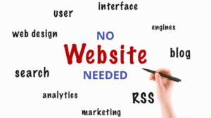 5 Reasons Why You Do Not Need a Website