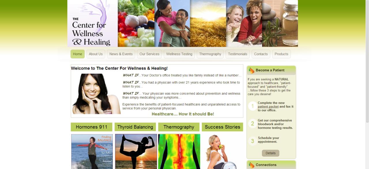 Center For Wellness Healing