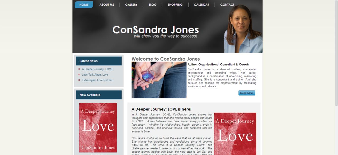 Consandra Jones